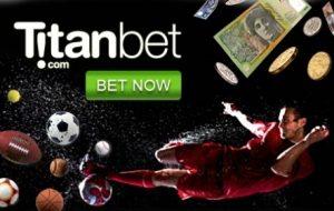 Акции от Titanbet. 10 экспрессов = бонус 20 евро