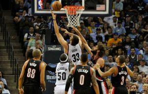 Прогноз и ставки Портленд Трейл Блэйзерс – Мемфис Гриззлис, плей-офф НБА (26.04.2015)