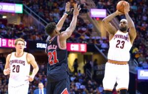 Прогноз и ставки Кливленд Кавальерс – Чикаго Буллз, НБА (05.05.2015)