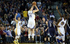 Прогноз и ставки Голден Стэйт Уорриорз – Мемфис Гриззлис, НБА (06.05.2015)