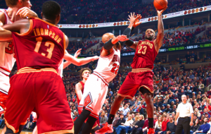 Прогноз и ставки Чикаго Буллз – Кливленд Кавальерс, НБА (09.05.2015)