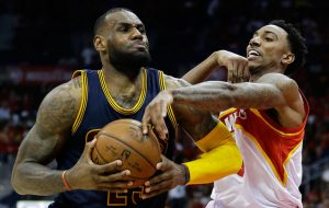 Прогноз и ставки Кливленд Кавальерс – Атланта Хоукс, НБА (27.05.2015)
