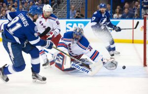 Прогноз и ставки Тампа Бэй Лайтнинг – Нью-Йорк Рейнджерс, НХЛ (27.05.2015)
