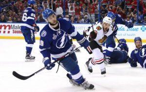 Прогноз и ставки Чикаго Блэкхоукс – Тампа Бэй Лайтнинг, НХЛ (11.06.2015)