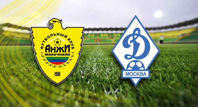 Анжи – Динамо прямая трансляция онлайн Анжи – Динамо смотреть онлайн 08.08.15