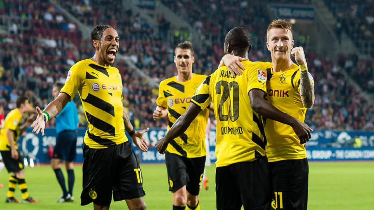 Прогноз на матч Хоффенхайм - Боруссия Дортмунд 16 декабря 2016