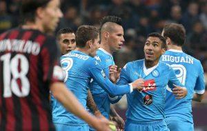Прогноз и ставки Наполи – Милан, Серия А (22.02.2016)