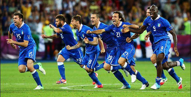 Анализируем линию на матч Италия – Испания
