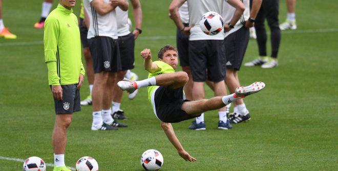 Прогноз на товарищеский матч: Италия против Германии