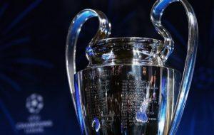 Результаты матчей Лиги Чемпионов