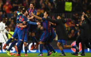 Прогноз на матч Барселона – Валенсия