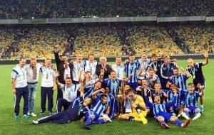 Динамо Киев побеждает, Шахтер проигрывает – результаты УПЛ